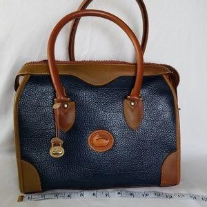 Dooney large satchel